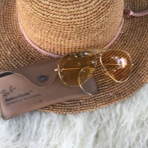 Ray.Ban Vintage Ambermatic all weather sunglasses